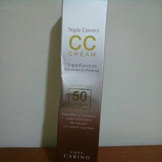 韓國Carino麗仁堂地漿水CC霜