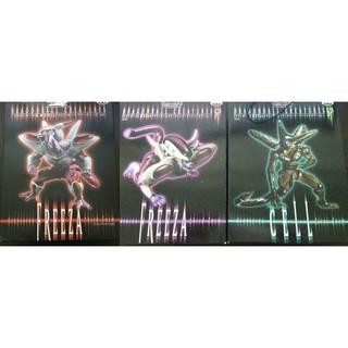 七龍珠 恐怖系列 3款一組