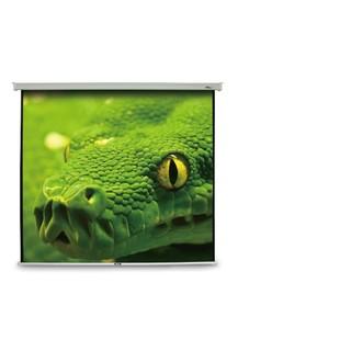 『人言水告』 UNICO梅杜莎系列 PM-H90(1:1) 90吋手拉緩昇式壁掛布幕 《預計交期3天》