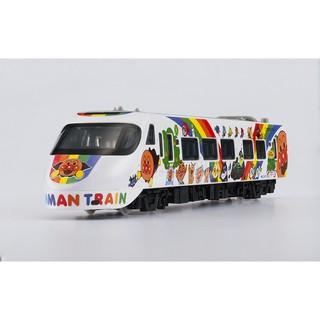 麵包超人 予讚線8000系 彩繪列車 模型 正版 列車 還有 新幹線 麵包車 巴士 公車 大台的
