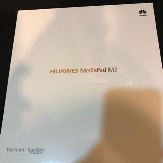 華偉 Huawei MediaPad M3 LTE金色