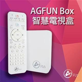 AGFUN BOX四核心智慧電視盒