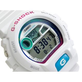 G-shock 手錶 glx-6900-7 五月天代言 貝殼紋路夏日海灘衝浪 手錶