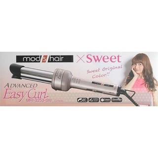 {現貨}mod s hair MHI-3253 SW 電捲棒 電棒燙 國際電壓 32mm 粉色限定款