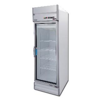 UNI-COOL優尼酷 單門冷藏櫃 500L 立式玻璃冷藏櫃 營業用冰箱