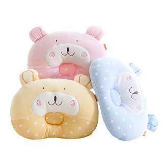 【寶寶必備】嬰兒枕頭寶寶定型枕0-1歲新生兒防偏頭頭型矯正糾正夏季透氣
