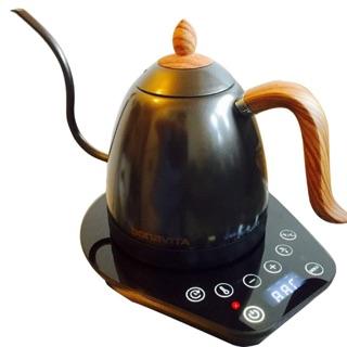 Bonavita新款600ml細長嘴可調溫不銹鋼電水壺