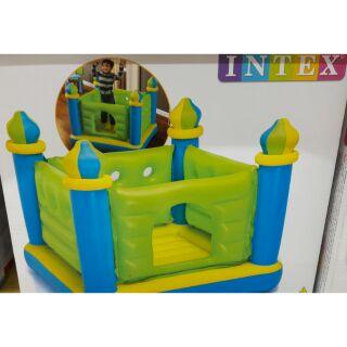 Intex 氣墊床 彈跳床 城堡跳跳床
