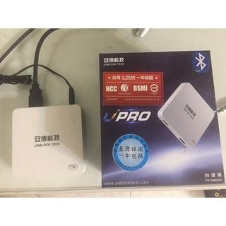 安博盒子台灣版TW pro