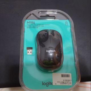 羅技m186無線滑鼠