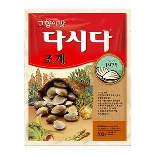 韓國 CJ 大喜大韓式調味料(蛤蜊風味) 調味粉