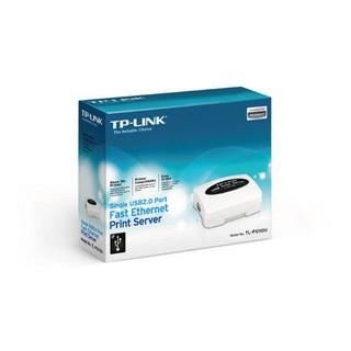 【哈GAME族】 TP-LINK TL-PS110U 連接埠 快速乙太網路列印伺服器 單一 三年保固