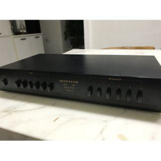 Meeilehlih 高級音響切換器 喇叭 擴大機