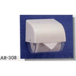 AR-308 滾筒式衛生紙盒/ 象牙 粉紅 粉藍 粉綠 棗紅