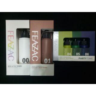FEAZAC舒科 胺基酸彩色修護染