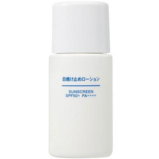 日本代購  MUJI無印良品 隔離防曬乳 SPF50 PA++++ 30ml
