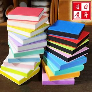[BT190] 可揭雕刻橡皮 彩色橡皮 橡皮磚 高端雕刻橡皮 夾心橡皮 5*5*1cm