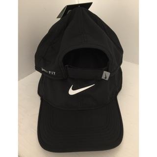 現貨 NIKE FEATHERLIGHT DRI-FIT 排汗 快乾 透氣 運動帽 黑白 帽子679421-010