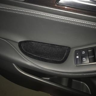 Q30專用 前車門把手 植絨 置物盒 一組兩個 Infiniti 扶手置物箱