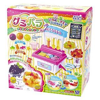 日本 蹦蹦軟糖天堂  軟糖 親子 DIY 食玩 玩具  禮物 安啾推薦開箱
