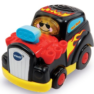 英國代購。VTECH Vtech Toot-Toot Drivers hot rod車子