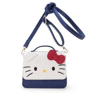 【預購】日本直送 三麗鷗Hello Kitty復古側背包 斜背包(723386)