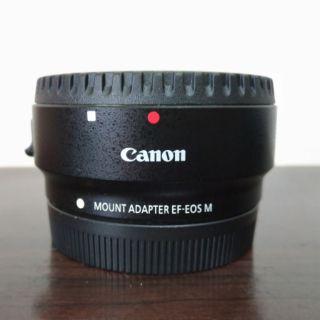 eos m 極新轉接環 Canon