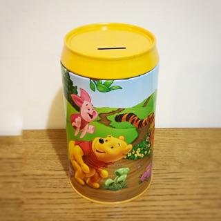 Pooh 小熊維尼存錢筒