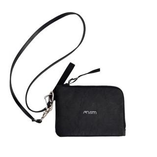 [LIBERTY] 正規經銷 - ionism 手機掛包 頸掛包 黑色