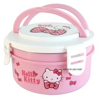 (滿千免運)Hello Kitty不鏽鋼隔熱餐盒