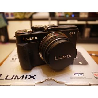 Panasonic GX1 單眼相機 單機身 定焦鏡 變焦鏡 公司貨 lumix