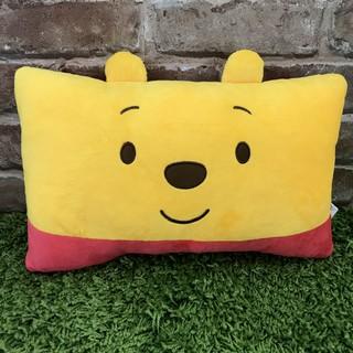 17101200008 迷你大臉長方枕-維尼 迪士尼 小熊維尼 POOH 維尼熊 抱枕 長方枕