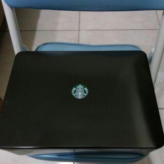 星巴克法式薄餅禮盒盒/空盒)