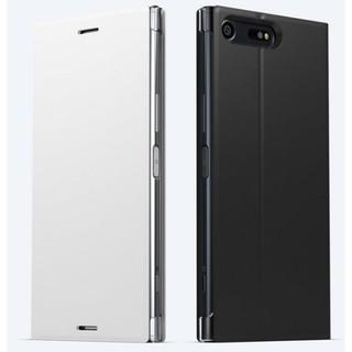 現貨!下標即出貨!XZ Premium 原廠皮套 可立式皮套 黑 白 sony xperia XZP SCSG10