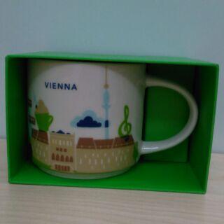 星巴克 馬克杯 維也納
