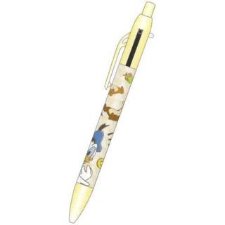 [翹鬍子代購]日本製 迪士尼 奇奇 蒂蒂 花栗鼠 唐老鴨 多色筆 文具 筆