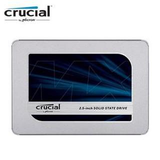 美光 Crucial MX500 250GB SATAⅢ 固態硬碟