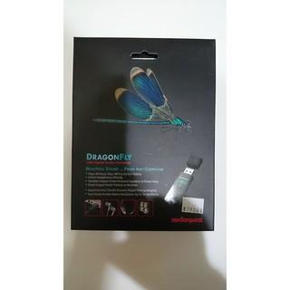 Audioquest DragonFly USB DAC BLACK 數位轉類比耳機擴大(美國製)