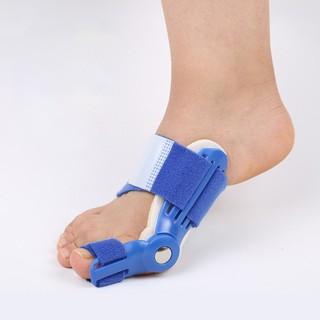 現貨  日夜用拇外翻矯正器大腳骨矯正大拇指外翻 藍色糾正帶腳趾矯正器