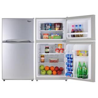 兜兜代購-Whirlpool 惠而浦 130公升 能效1級雙門冰箱 WMT2130G   含基本運送+拆箱定位+回收舊