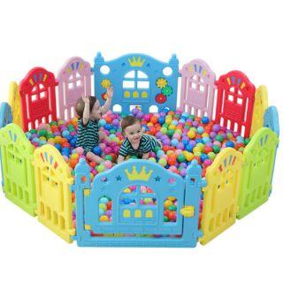 新款】兒童寶寶圍欄遊戲圍欄爬行圍欄學步安全柵欄