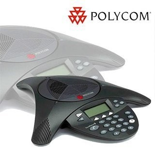 八成新**Polycom Soundstation2 LCD