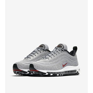 NIKE W AIR MAX 97 LX METALLIC SILVER 施華洛世奇水晶