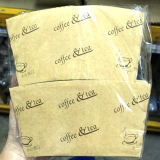 咖啡紙杯套