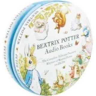 A06.Beatrix Potter Audio Books-23 CDs