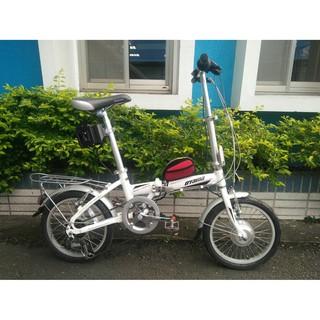 OYAMA 神馬 MINI16 折疊電動輔助自行車 輕量省空間 (限量發售超值免運費)