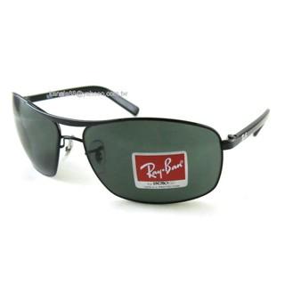 #嚴選眼鏡# Ray.Ban 雷朋 黑色太陽眼鏡 墨綠鏡片 RB3470E 00271 正規代理旭日公司貨 RB3470