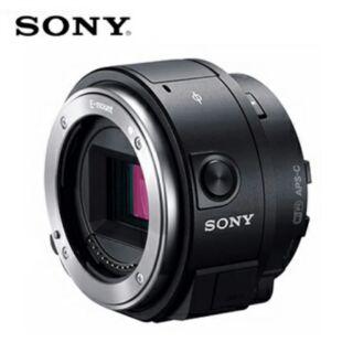 SONY ILCE-QX1鏡頭式相機-單機組 公司貨