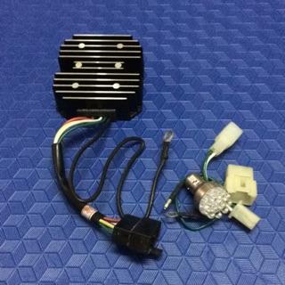 單開路 高功率整流器 光陽/三陽 (化油車用)