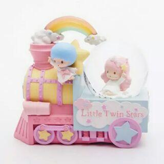 《預購商品》JARLL x kikilala 雙子星火車音樂盒 音樂鈴 水晶球 雪球擺飾~讚爾聯名款948478
